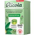 Image of Ricola Eucalyptus Box 50g