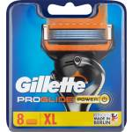 Gillette Fusion ProGlide Power 8 lames.