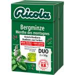 Image of Ricola Bergminze box 50g