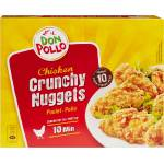 Image of Don Pollo Chicken Crunchy Nuggets 400g