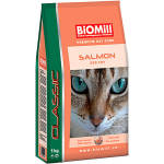 Image of Biomill Cat Salmon Classic 10kg