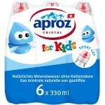 Image of Aproz Kids Cristal 6x33cl
