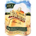 Image of Bitburger Premium 4 x 50cl Dose