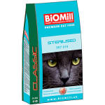 Image of Biomill Classic Cat Sterilised 10 kg