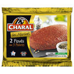 Image of Charal Pavé boeuf 3 poivres 2p