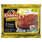 Image of Charal Pavé boeuf échalote 2p