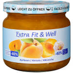 Image of Extra Fit & Well Aprikosen 365g