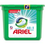 Image of Ariel Compact 3in1 Pods Colour & Style 24WL