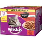 Image of Whiskas Ragout in Gelee Klassische 24x85g