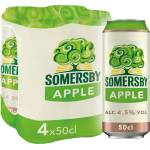 Image of Somersby Apple 4x50cl