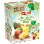 Image of Andros Apfel-Ananas 4x100g