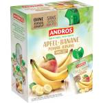 Image of Andros Apfel-Banane 4x100g
