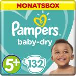 Image of Pampers Baby Dry Monatsbox Gr.5+ 13-25kg