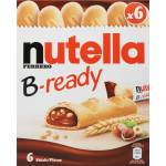 Image of Nutella B-Ready 6 pièces