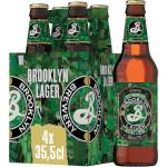 Image of Brooklyn Lager 4x35.5cl