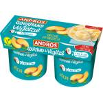 Image of Andros Joghurt Pfirsich 2x100g