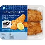 Image of M-Classic Alaska Seelachs Filet MSC 200g