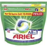 Image of Ariel All-in-1 Pods Universal + 70 WL
