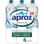 Image of Aproz Medium 6x1.5l