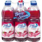 Image of Berry Splash Cranberry 6x1l