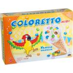 Image of Coloretto cornet vanille 8pcs