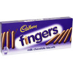 Image of Cadbury Milk Finger